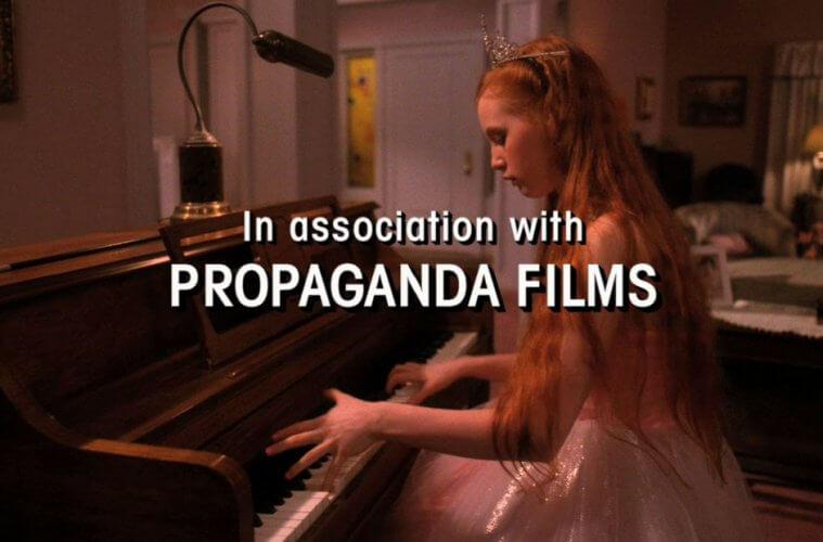 Alicia Witt as Gersten Hayward playing the Hayward Boogie in Twin Peaks Episode 8