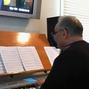 Angelo Badalamenti At Work: Composing A Late Quartet (Video)