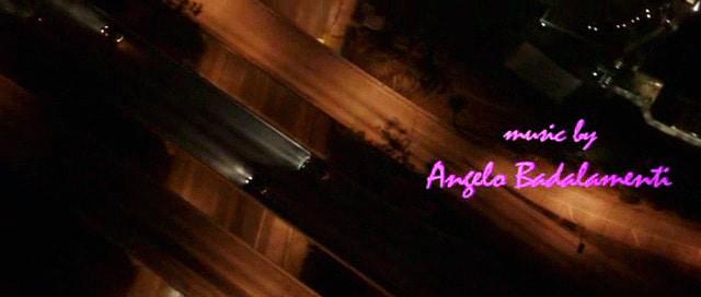 Angelo Badalamenti Drive Music Credits