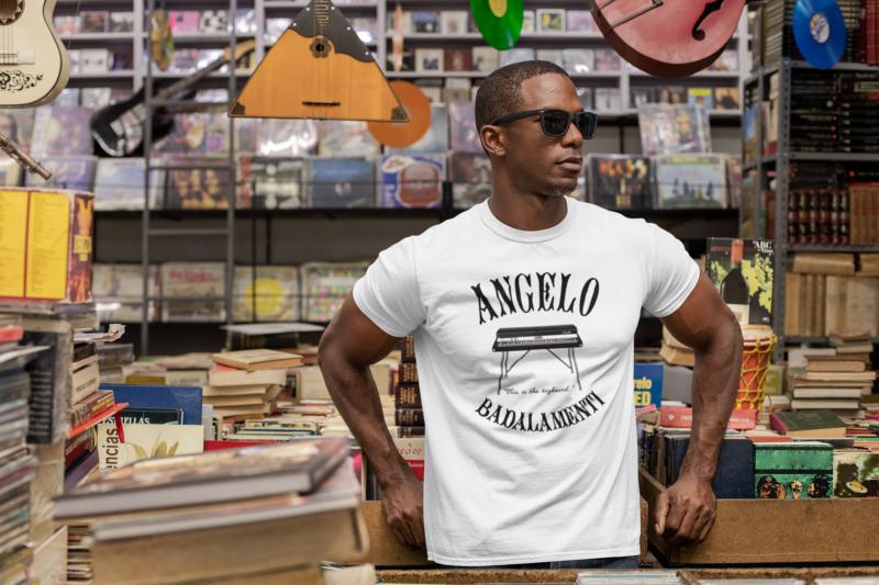 Angelo Badalamenti - This Is The Keyboard t-shirt