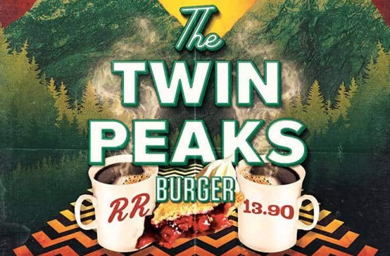 Annie's Burger Shack Twin Peaks Burger