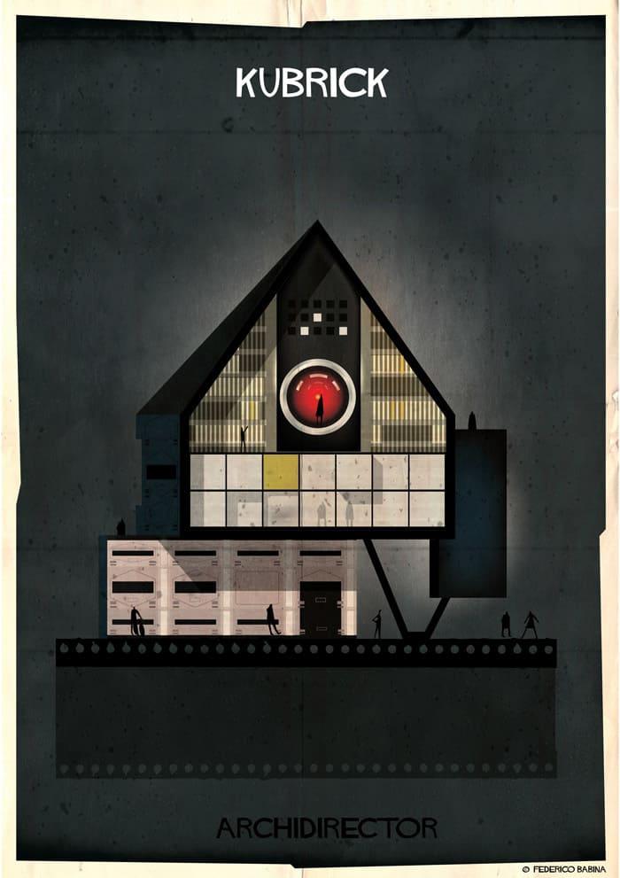 ARCHIDIRECTOR: Stanley Kubrick