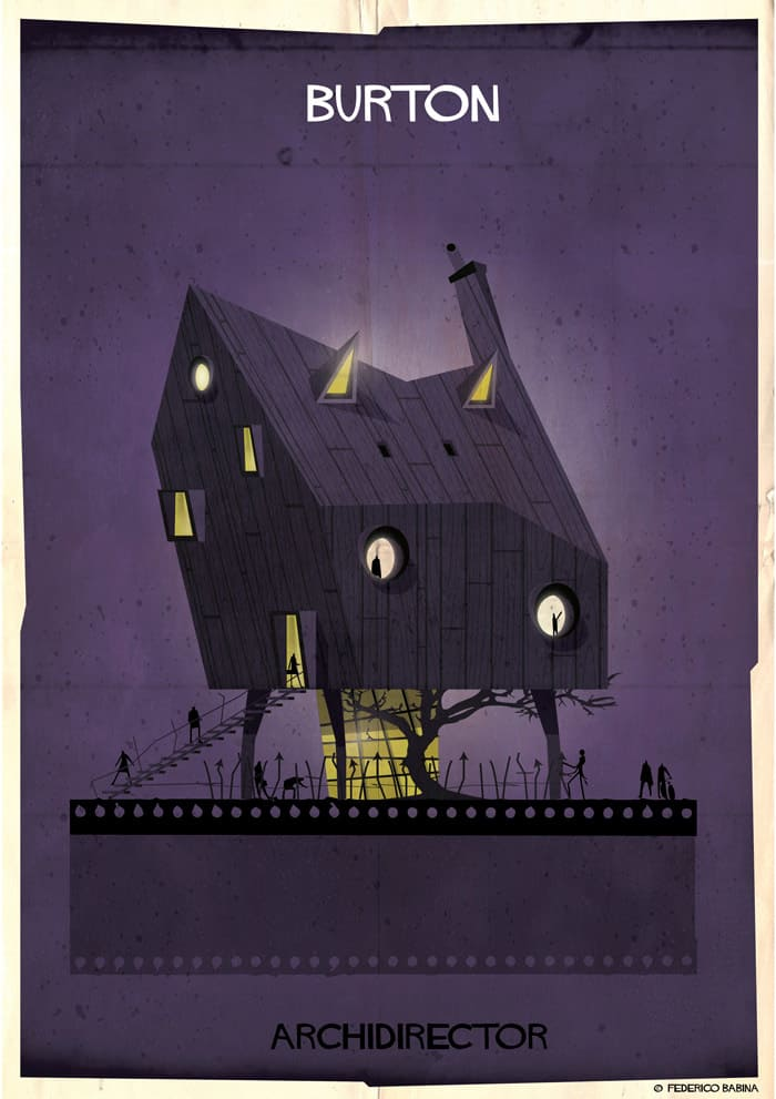 ARCHIDIRECTOR: Tim Burton