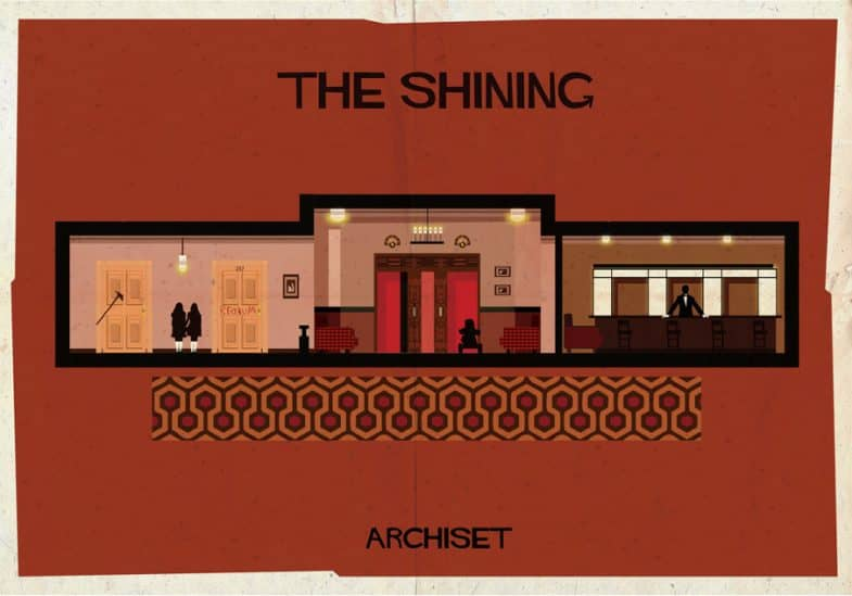 ARCHISET: The Shining