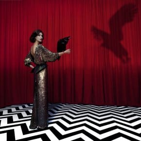RedRoom, Dmitry Loginov's Twin Peaks Photo Shoot