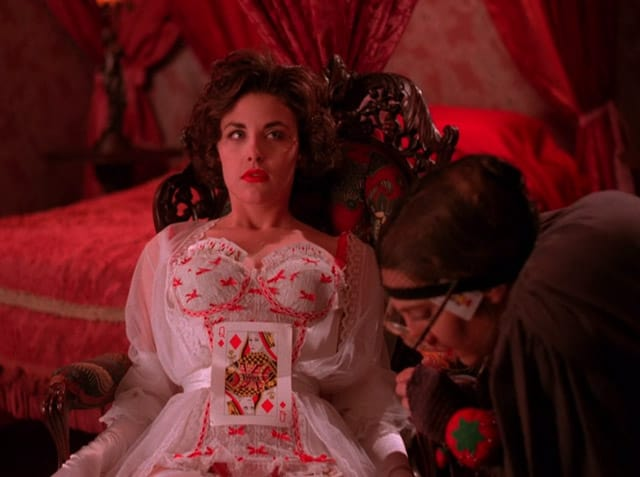 Twin Peaks And Alice S Adventures In Wonderland