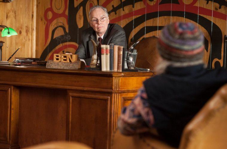 Richard Beymer as Benjamin Horne in Twin Peaks (2017)