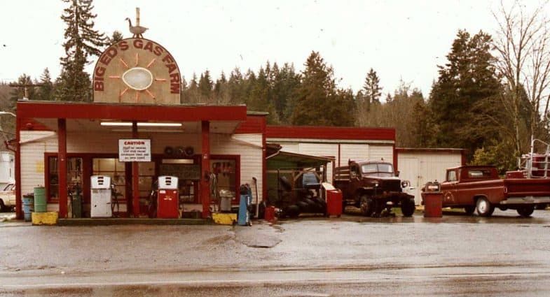 Big Ed's Gas Farm