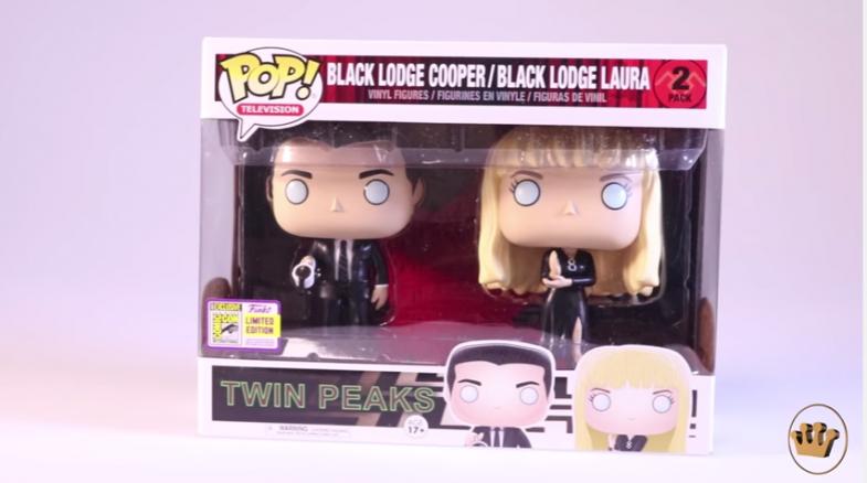 Black Lodge Cooper & Laura