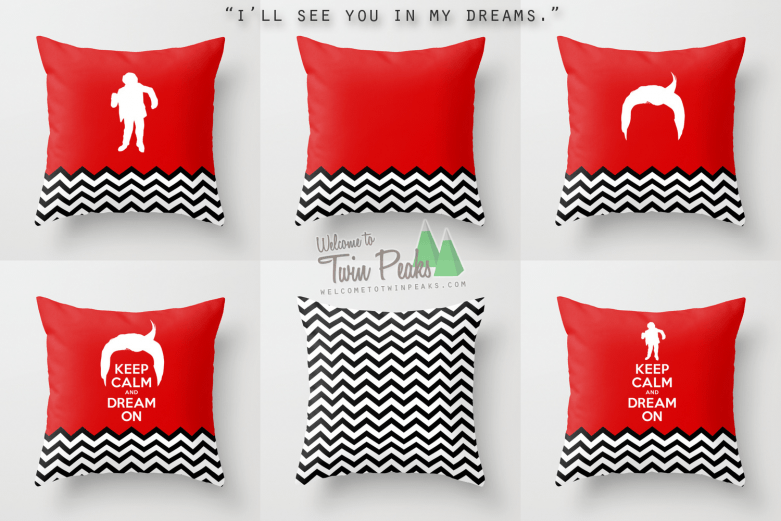 Black Lodge Pillows