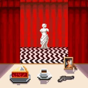 If There Were A Twin Peaks Video Game