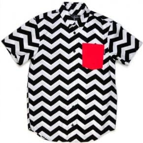 Win This Black Lodge Shirt By Disturbia Clothing