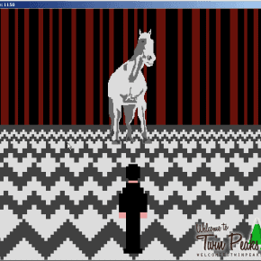 Black Lodge, A Real Twin Peaks Video Game