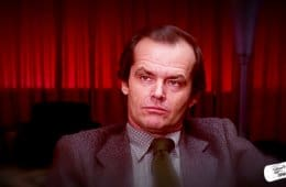 Blue Shining: Jack Nicholson in the Red Room