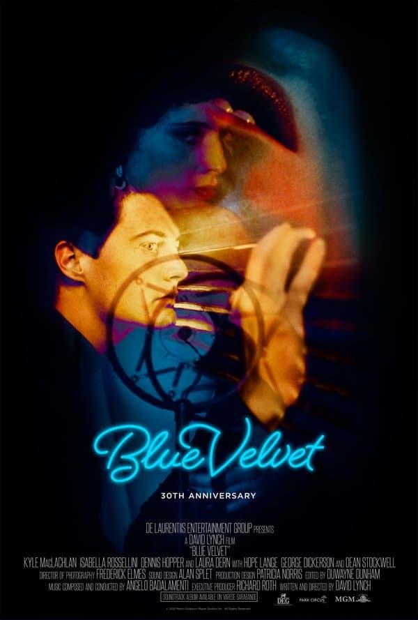 Blue Velvet: 30th anniversary release