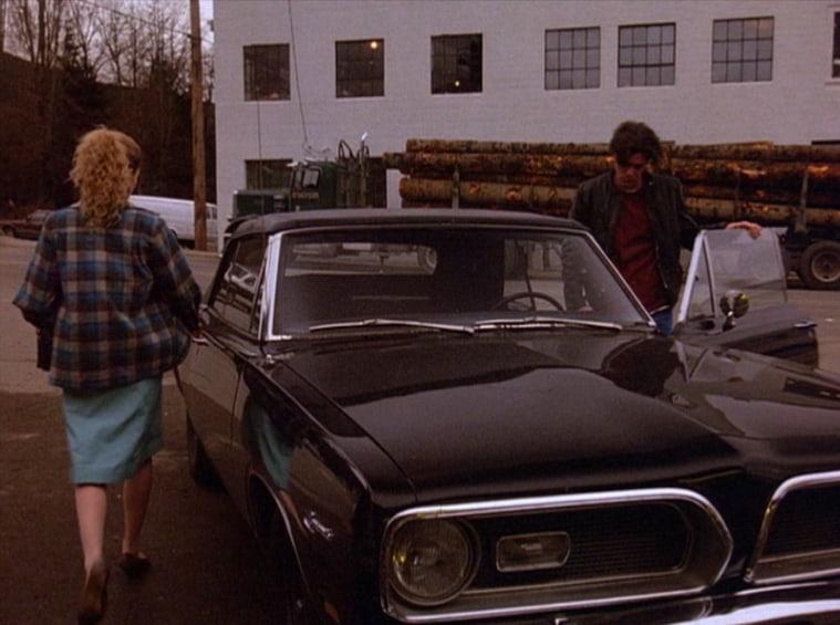 Bobby Briggs Twin Peaks car