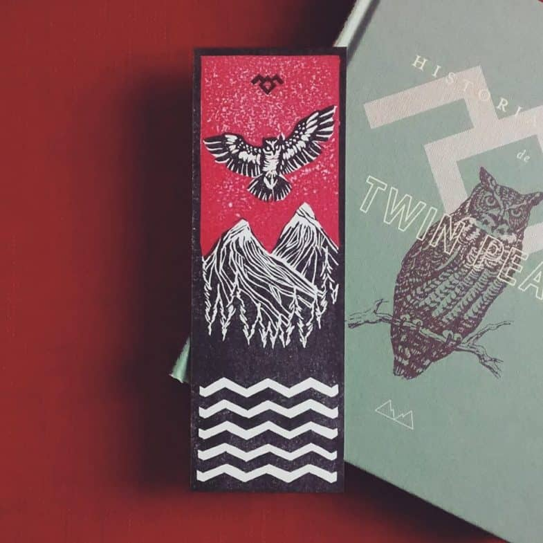 Owl bookmark by Joaquim Sicart