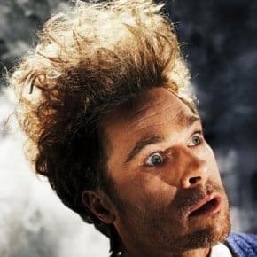 Brad Pitt As Eraserhead