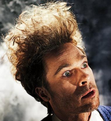 Brad Ppitt as Henry Spencer (Eraserhead)