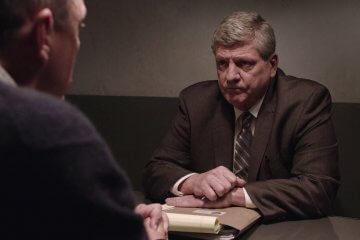 Brent Briscoe as Detective Macklay in Twin Peaks Season 3
