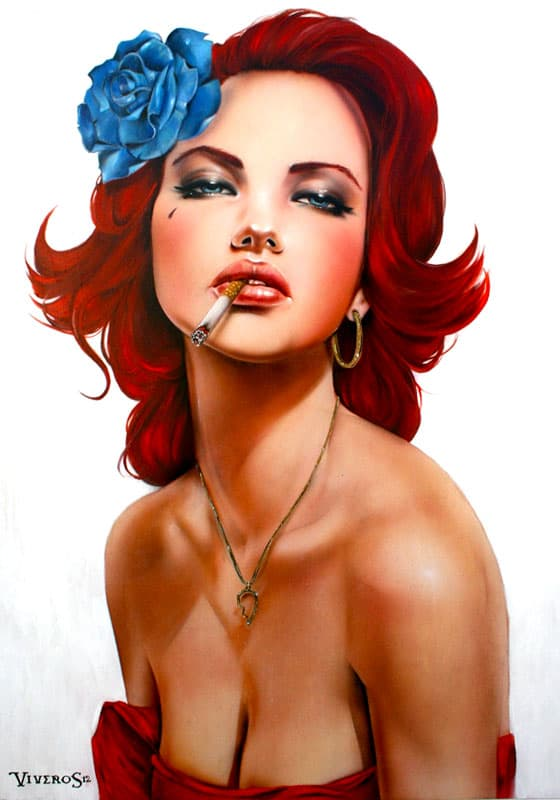 Brian Viveros - The Blue Rose (Lil the Dancer)