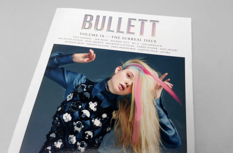 Bullett - Surreal Issue