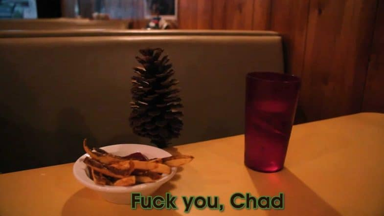 Chad's pinecone