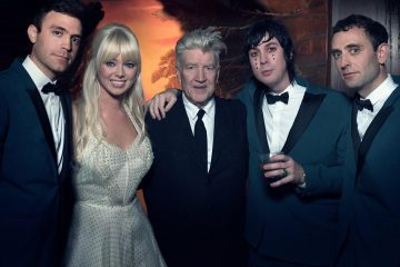 Chromatics and David Lynch