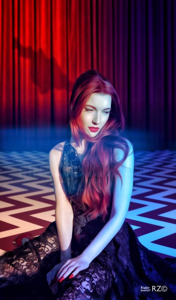 """Chrysta Bell In The Lodge"" by Rinaldo Zoontjes"