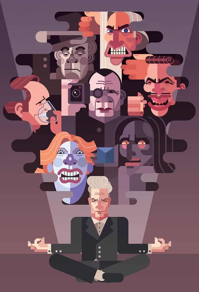 Crazy Clown Time by Daniel Nyari
