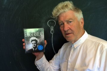 David Lynch's Eraserhead on Criterion