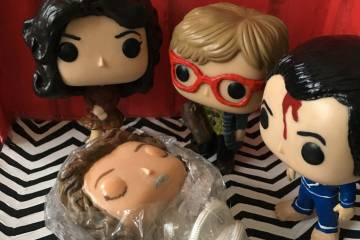 Custom Twin Peaks Funko Pop Set