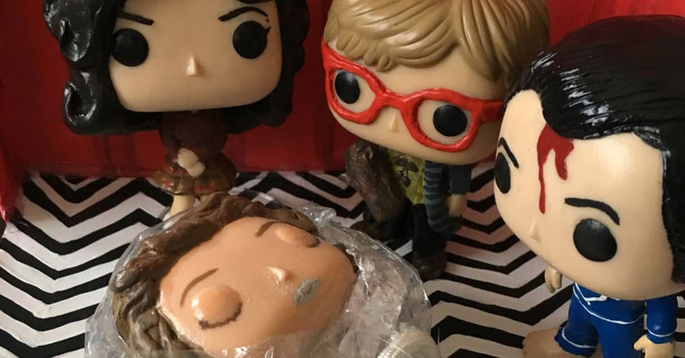 Custom Twin Peaks Funko Pops To Hold Us Over Until