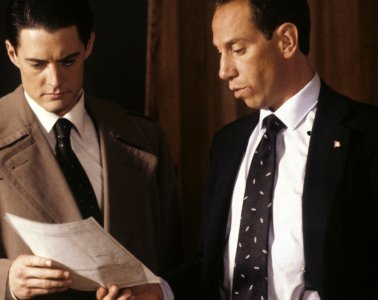 Dale Cooper & Albert Rosenfield