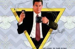 Agent Cooper vs Alice Cooper: Welcome to My Nightmare/Twin Peaks