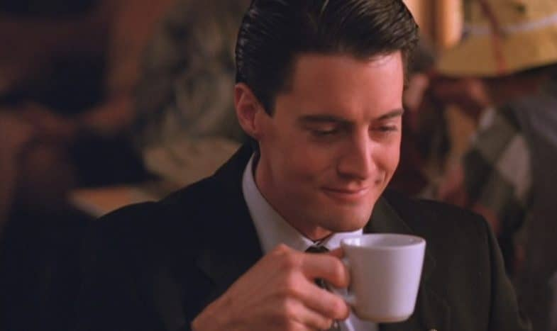 Twin Peaks Coffee and Pie Supercut