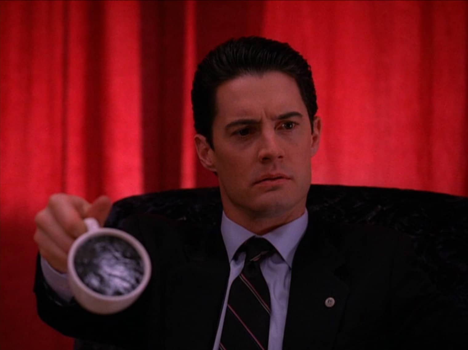 Twin Peaks Supercut Every Mention Of Pie And Coffee Video