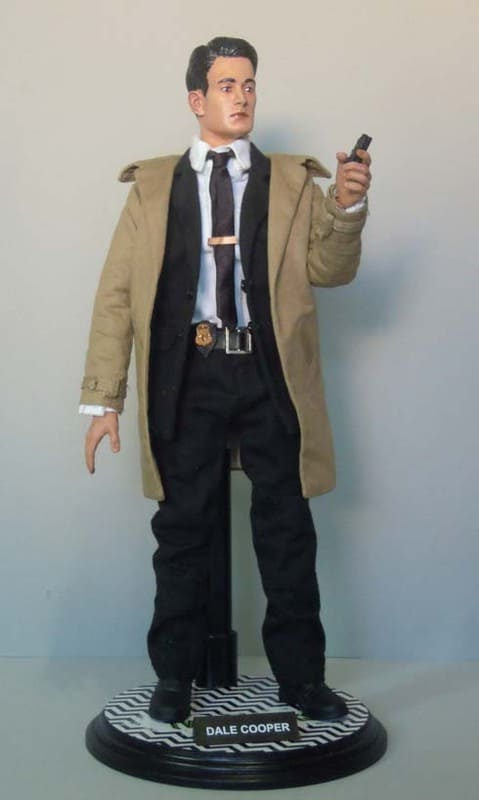 Dale Cooper collectible action figure