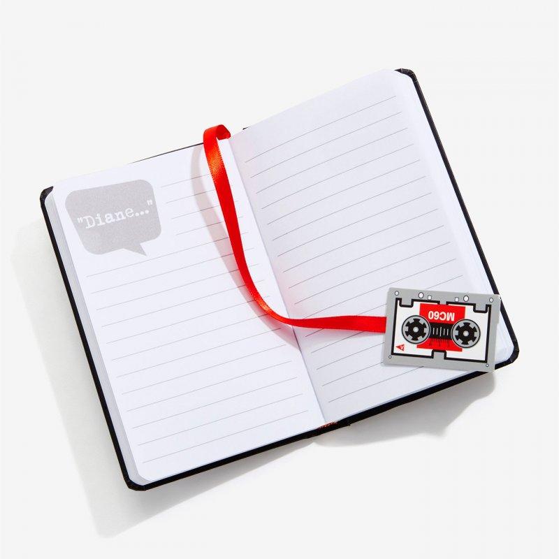 Twin Peaks microcassette mini-journal