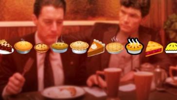 Dale Cooper Pie Emoji Ratings