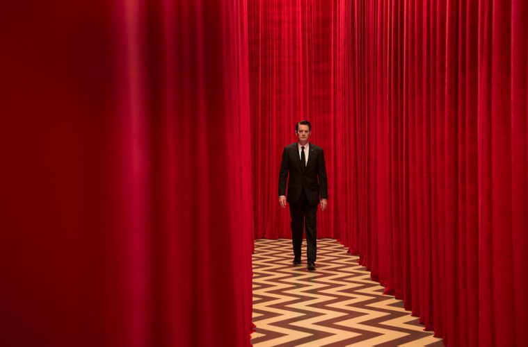 Dale Cooper in the Red Room