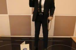 Dale Cooper - Twin Peaks figure