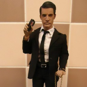 All That's Missing From This Mini Dale Cooper Figurine Is A Matching Audrey Or Annie Doll