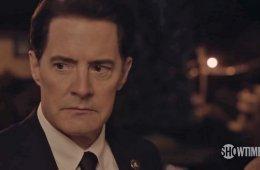 Dale Cooper scene in the finale of Twin Peaks: The Return