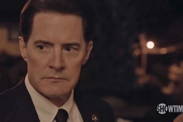 Dale Cooper scene in the finale of Twin Peaks: The Return