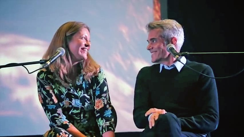 Watch Sheryl Lee And Dana Ashbrook Announce Their Return To Twin Peaks In 2016 Video