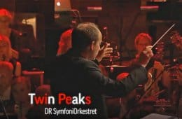 Danish National Symphony Orchestra plays the music from Twin Peaks