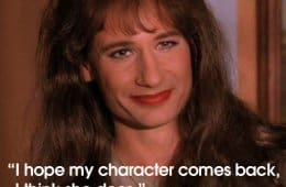 David Duchovny as Denise Bryson