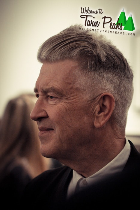 David Lynch at Jack Tilton Gallery, New York (5) by Pieter Dom