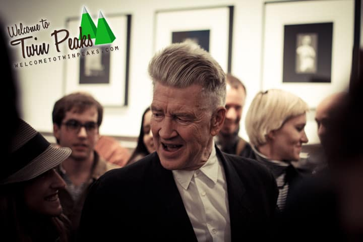 David Lynch at Jack Tilton Gallery, New York (4) by Pieter Dom